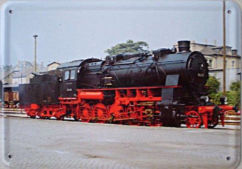 Plechová cedule Lokomotiva 50849 vlak