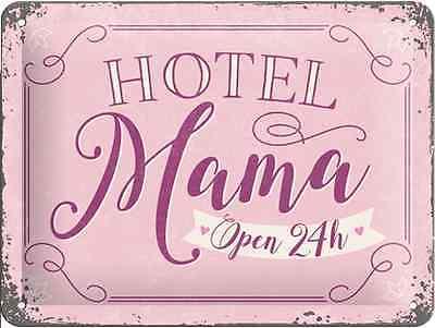 Cedulka Mama Hotel střední