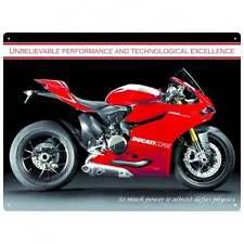 Plechová cedule motorka DUCATI Corse Panigali 1199