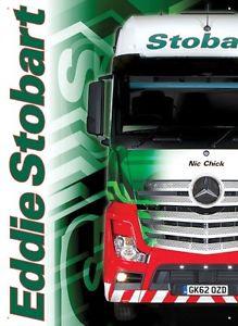 Plechová cedule Mercedes Eddie Stobart