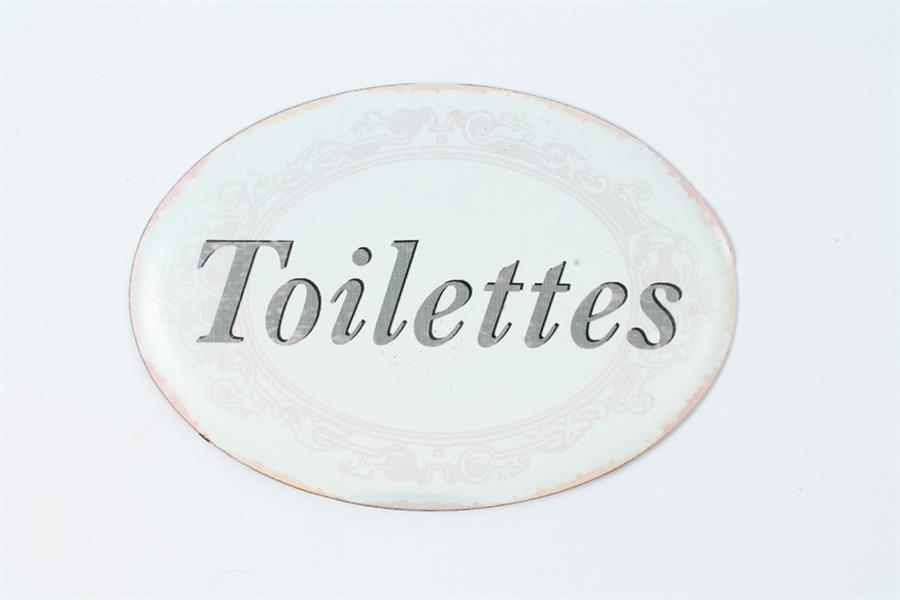 Magnet na dveře Toilettes WC