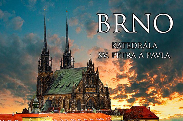 Magnet na Ledničku Brno - Katedrála sv. Petra a Pavla