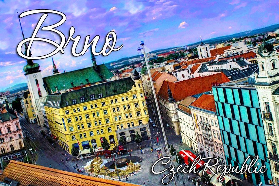 Magnet na Ledničku Brno - Náměstí Svobody Den