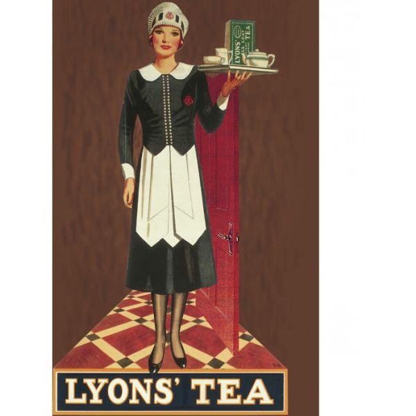 Magnet na ledničku Lyon's tea