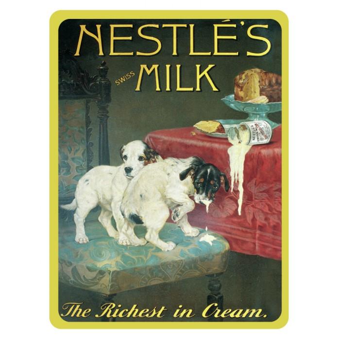 Magnet na ledničku Nestlé milk