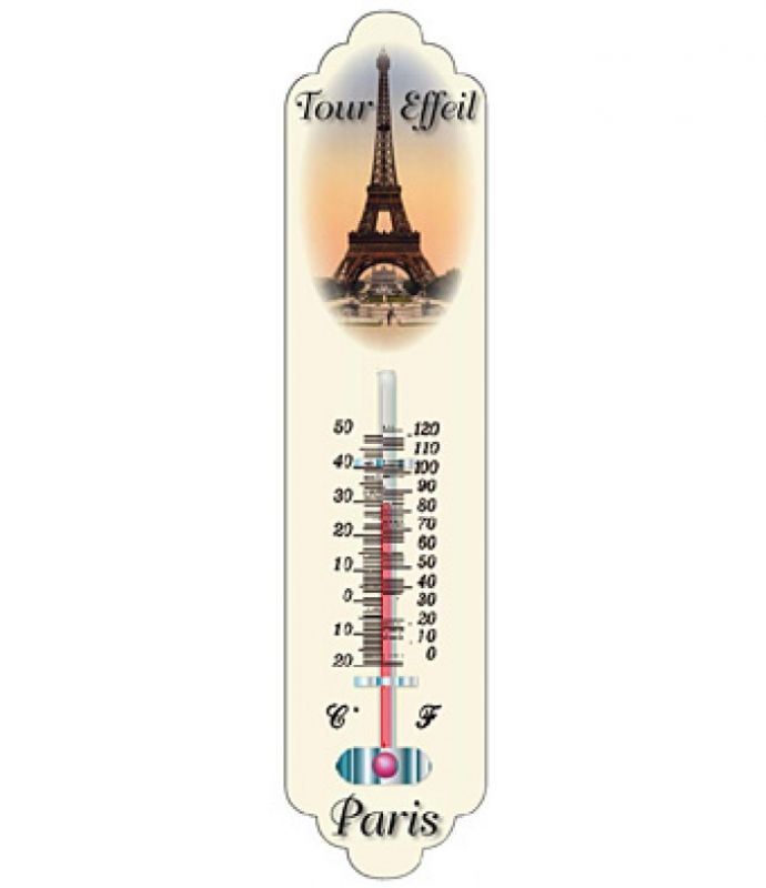 Teploměr Paris Eiffel