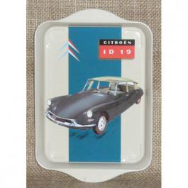 Plechový tác auto Citroen ID 19