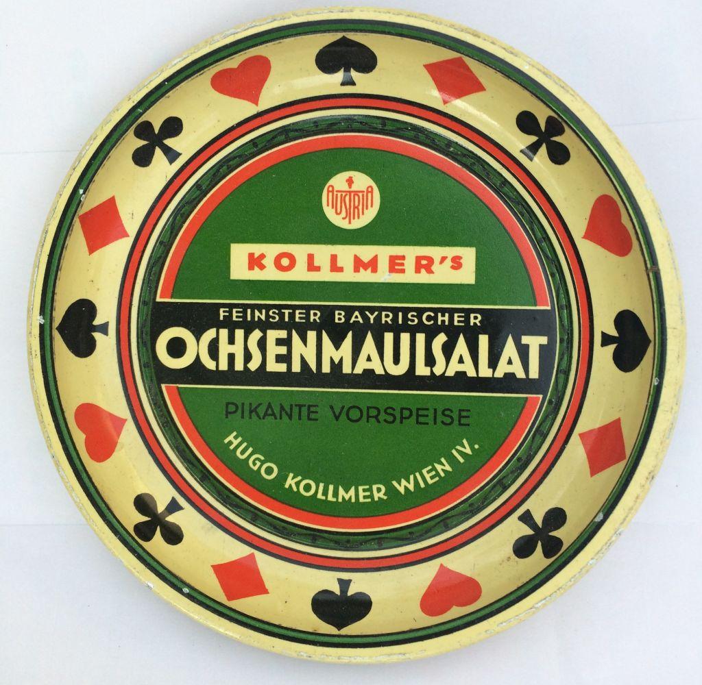 Originální pivní podtácek Kollmer Wien