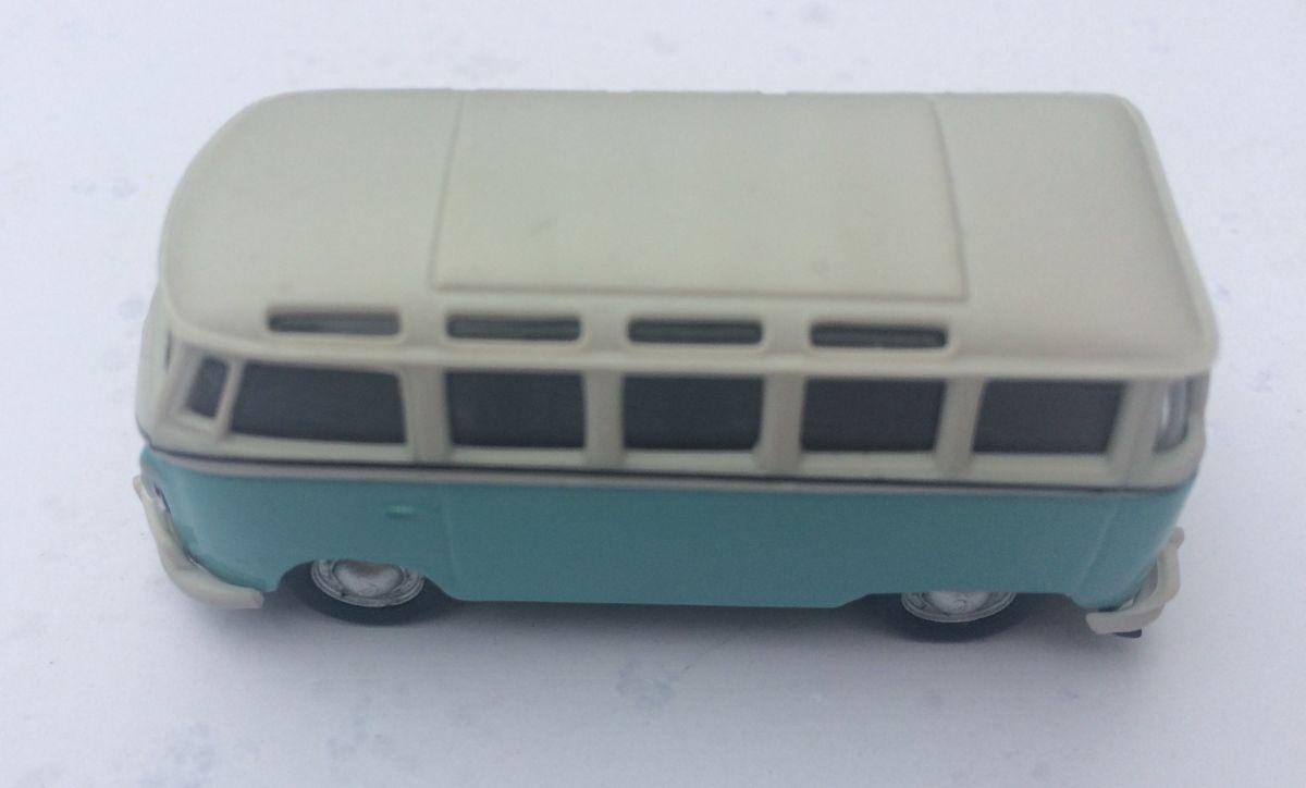 Magnet na lednici Volkswagen - modré