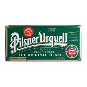 Originální plechová cedule Pilsner Urquell Original