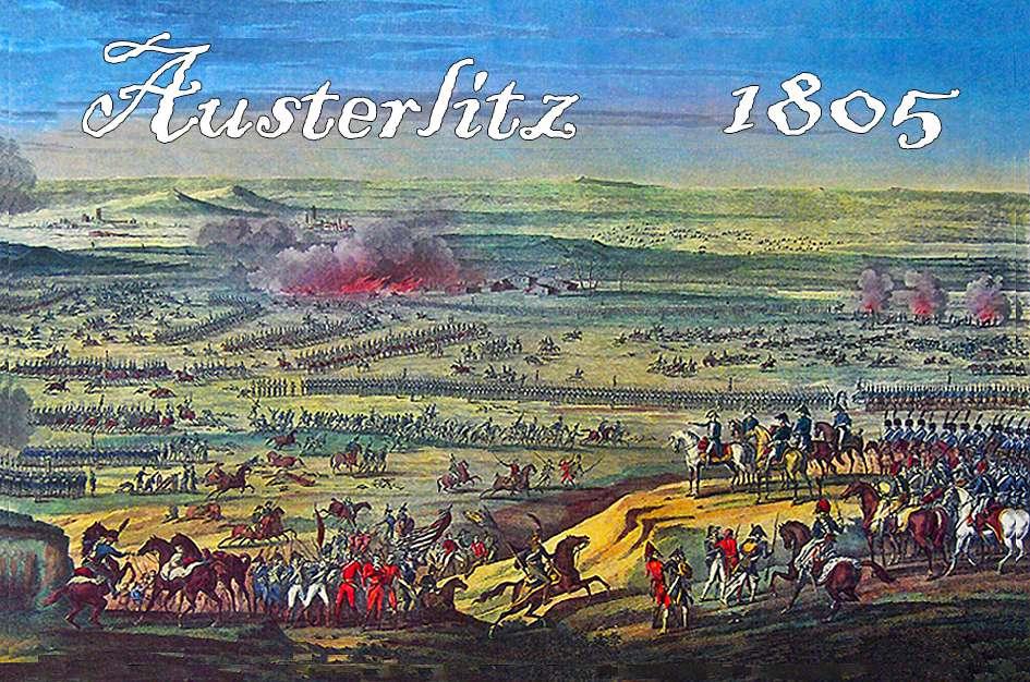 Magnet na Ledničku Austerlitz 1805