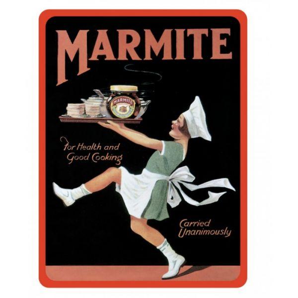Magnet na ledničku Marmite použité